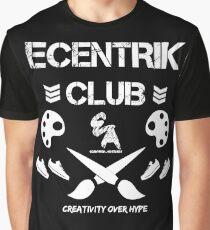 Ecentrik Club Graphic T-Shirt