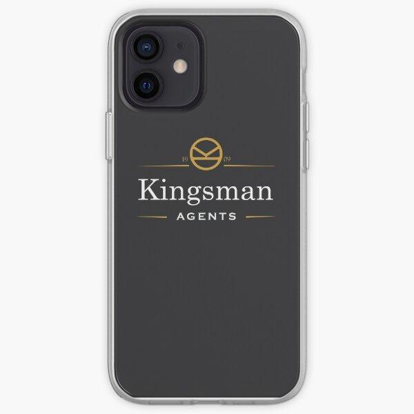 Kingsman Agent Est. 1909 iPhone Soft Case