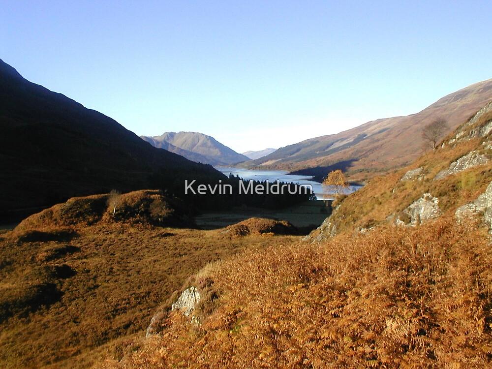 Through the Glen by Kevin Meldrum