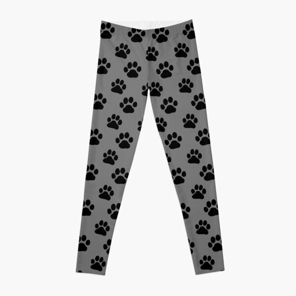 Dog Paw Print(s) Leggings