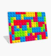 Coloured Bricks Laptop Skin