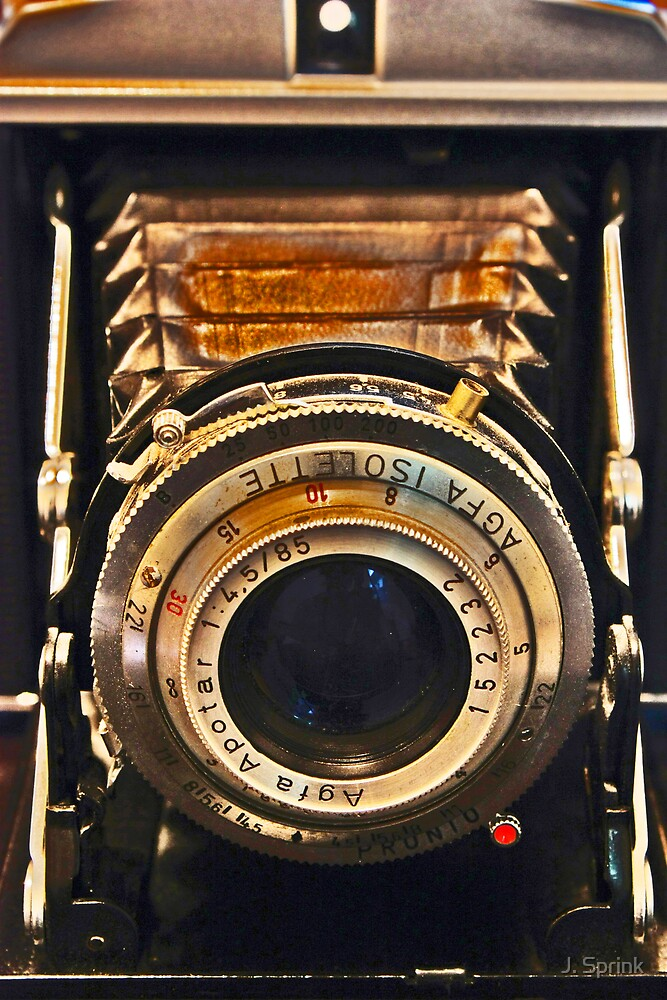 AGFA ISOLETTE II -- I by J. Sprink