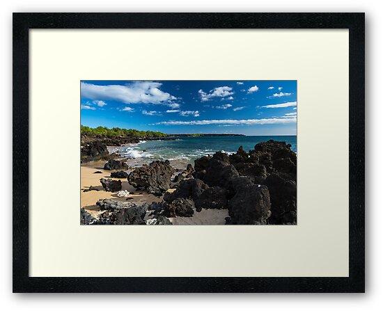 Maui McKenna Beach by photosbyflood