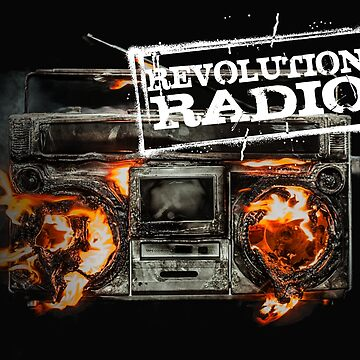 revolution radio - I was wiser too than you had expected by masukapara