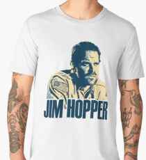 jim hopper Men's Premium T-Shirt