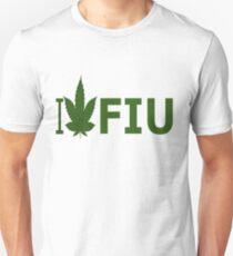 I Love FIU Unisex T-Shirt