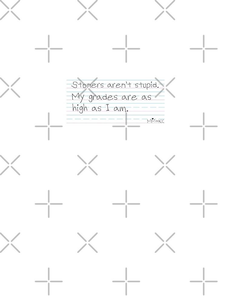Grades by kushcommon