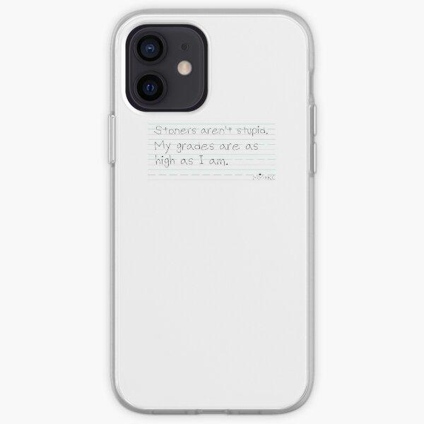 Grades iPhone Soft Case