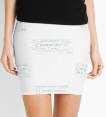 Grades Mini Skirt