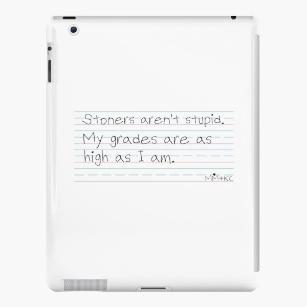 Grades iPad Snap Case
