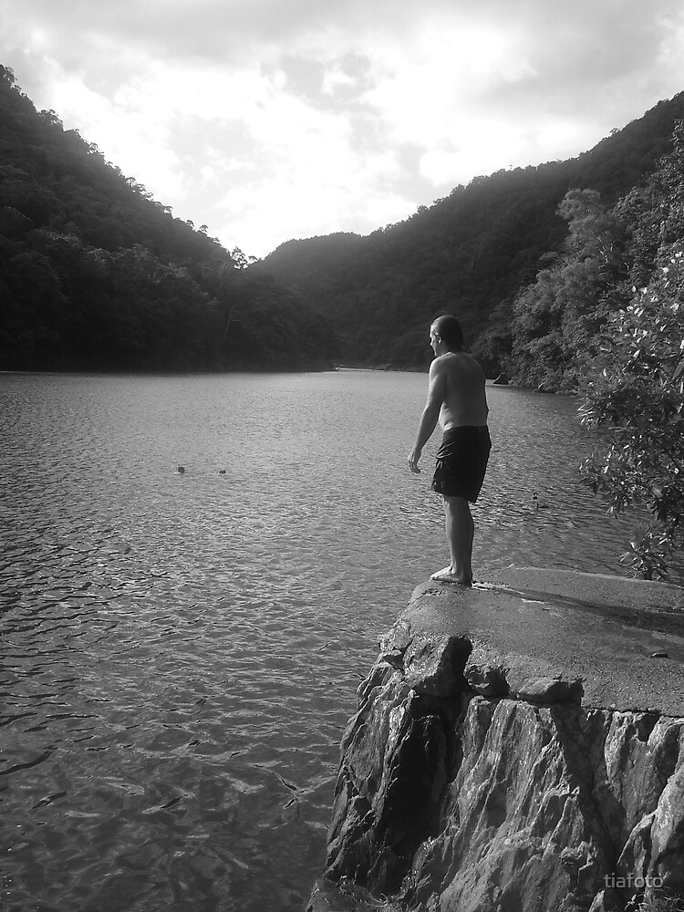 Lake Placid jumper by tiafoto