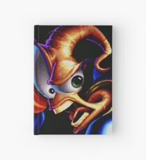 Earthworm Jim Hardcover Journal