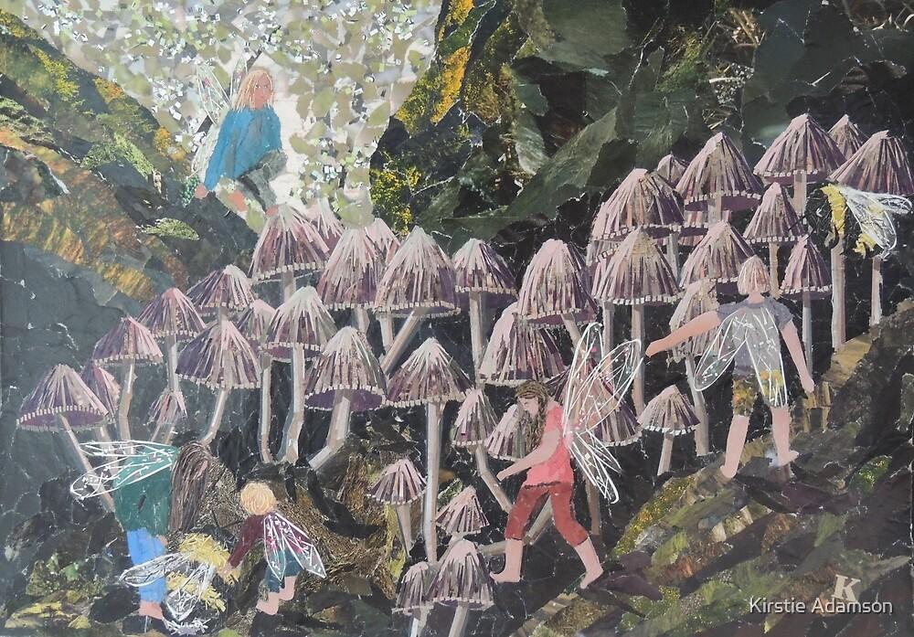 In A Land Neither Near Nor Far by Kirstie Adamson