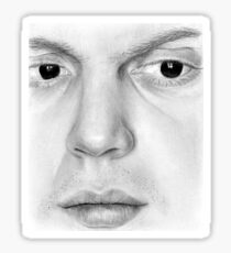 Evan Peters Sticker