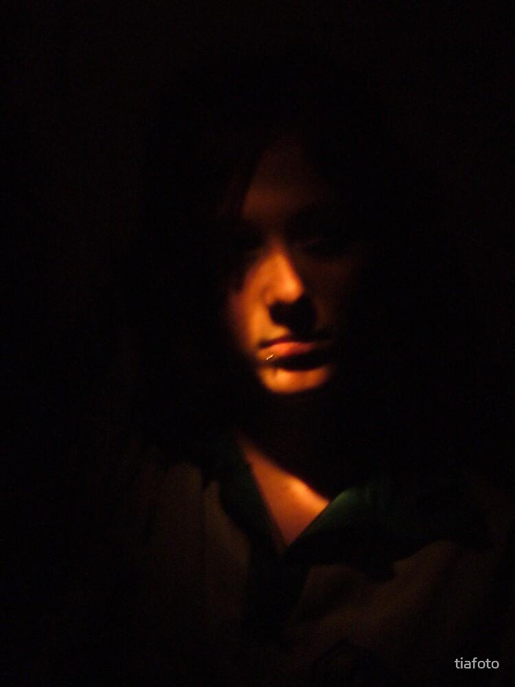 dark face by tiafoto