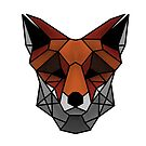 Geometrischer Fuchs von FrancisMacomber
