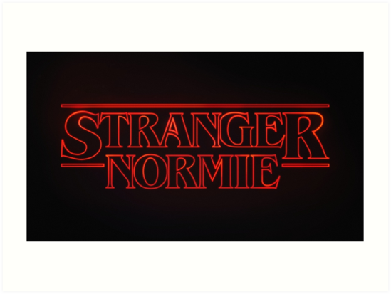 Stranger Normie v2 by normienation