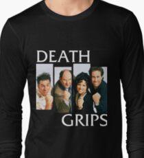 Death Grips Long Sleeve T-Shirt