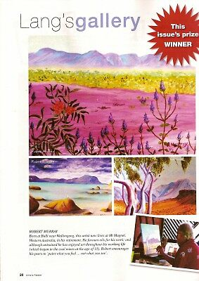 artists palette by robert murray