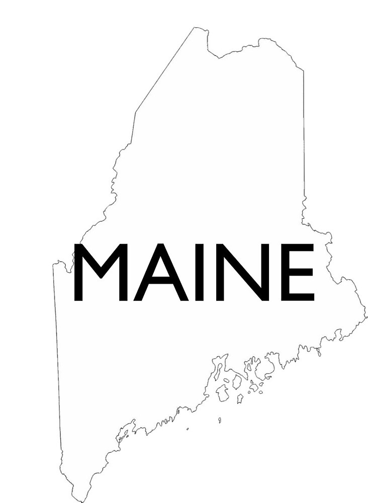 Maine by Maggie Arms