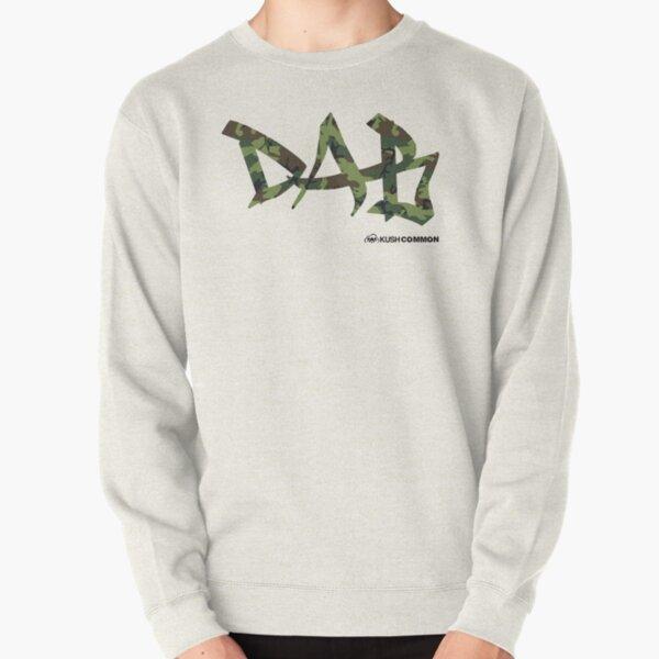 DAB camo Pullover Sweatshirt