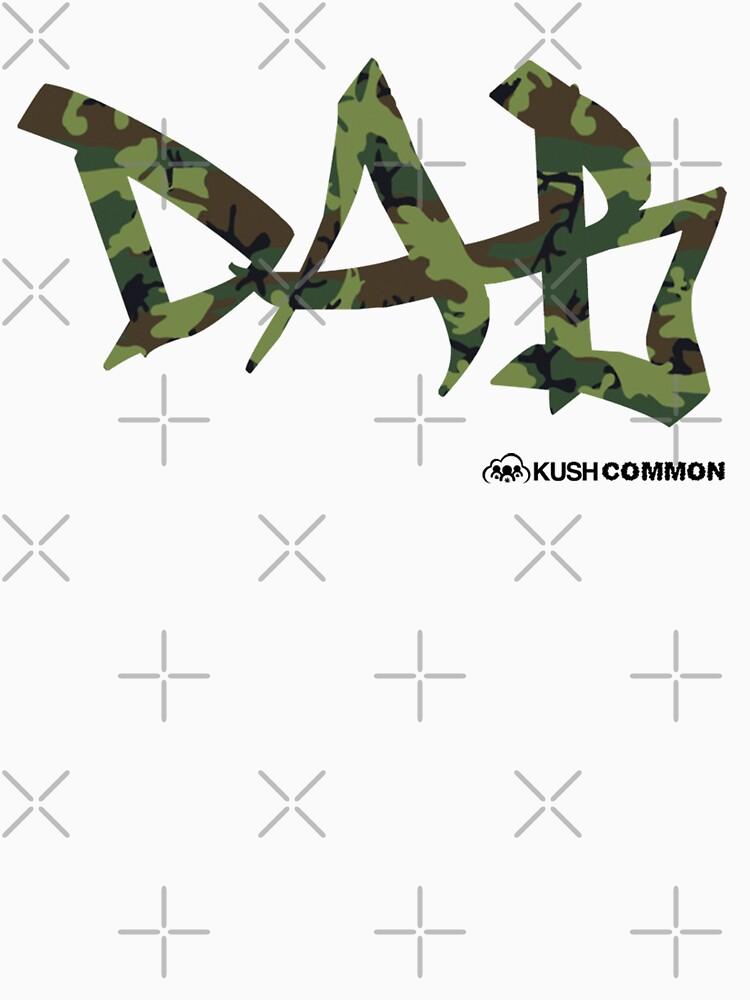 DAB camo by kushcommon