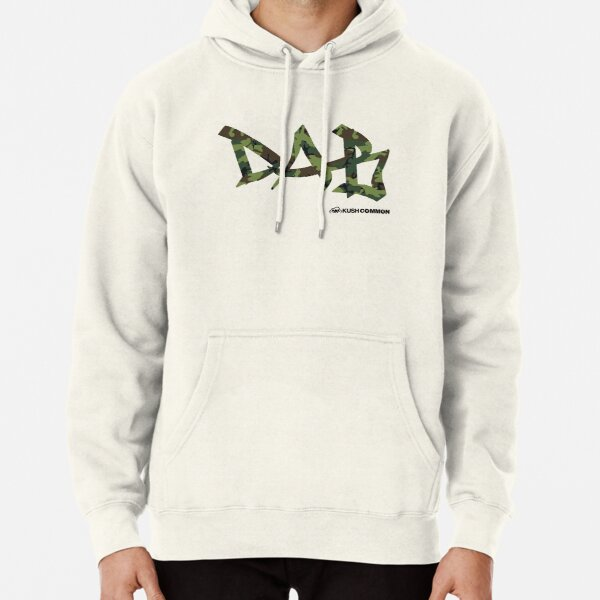 DAB camo Pullover Hoodie