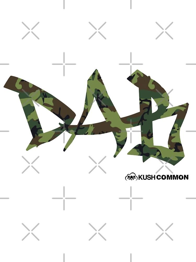 DAB camo by KUSH COMMON