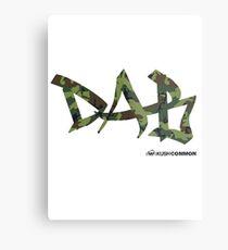 DAB camo Metal Print