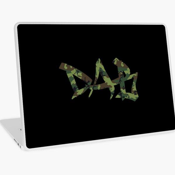 DAB camo Laptop Skin