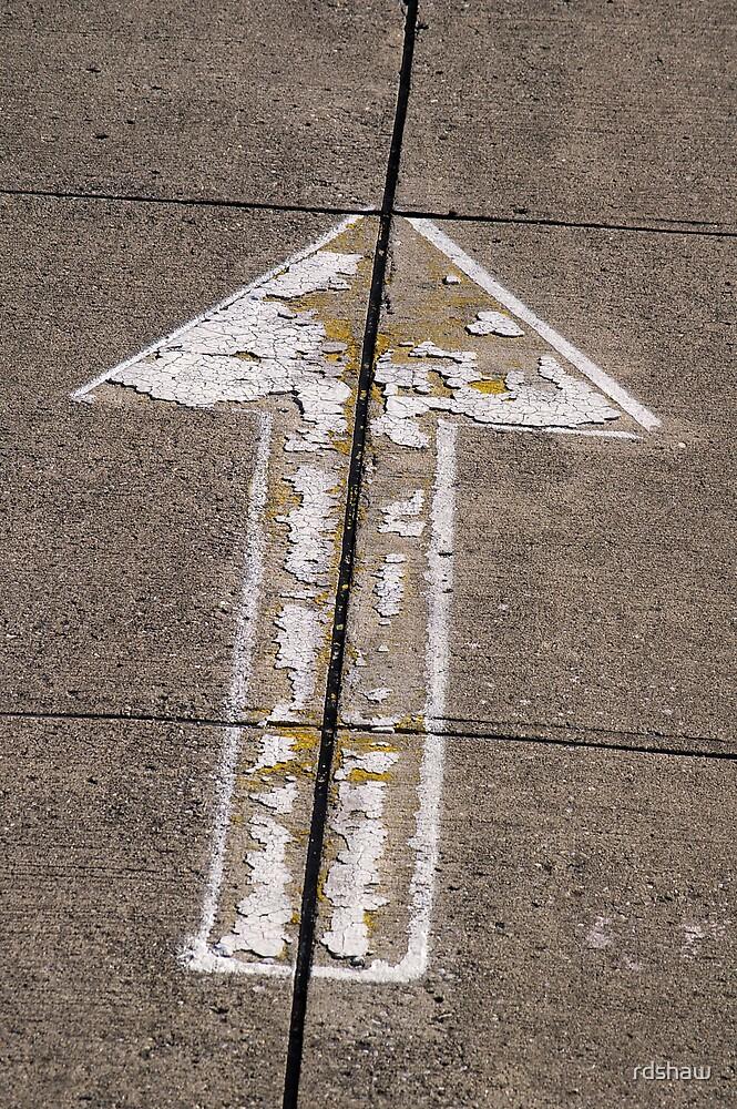White Arrow by rdshaw