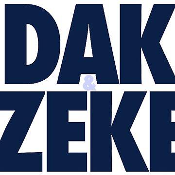 Dak and zeke together by darrelkarl