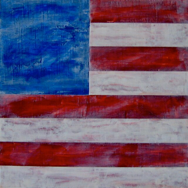 American Flag by Anthony Cipriano