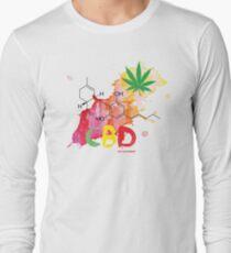 CBD Splash Long Sleeve T-Shirt