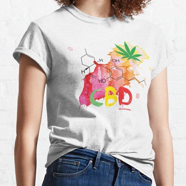 CBD Splash Classic T-Shirt