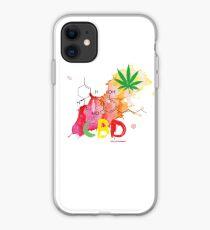 CBD Splash iPhone Case
