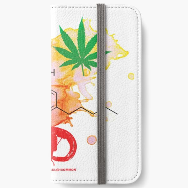 CBD Splash iPhone Wallet