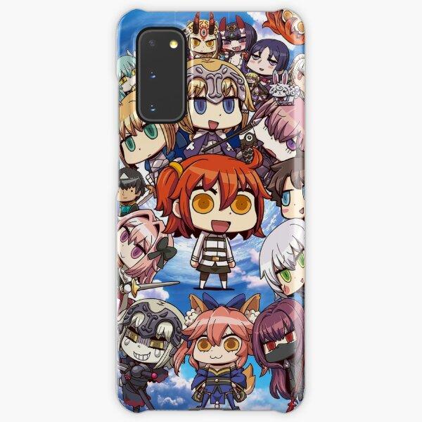 Fate/Grand Order Manga Phone Case Samsung Galaxy Snap Case