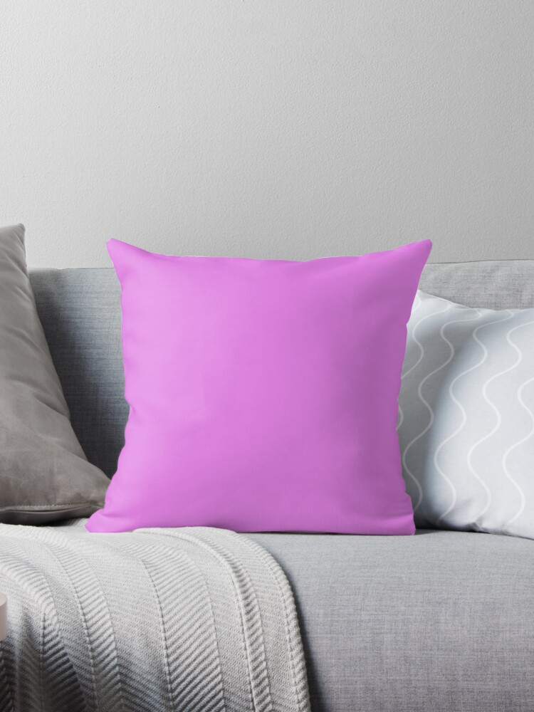 Violet (Web) - Solid Color Pink by MakeitColorful
