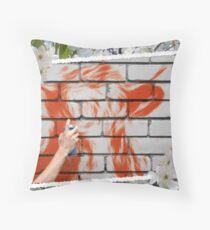 STREET ART Floor Pillow