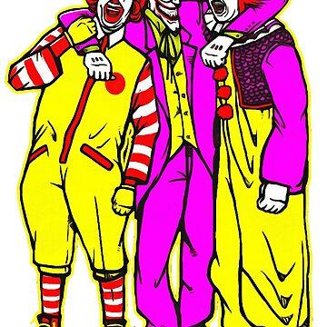 clowning by ramdandani