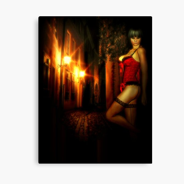 The Oldest Profession Canvas Print
