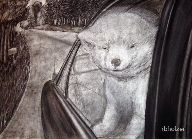 Gone Riding by Reba Hierholzer