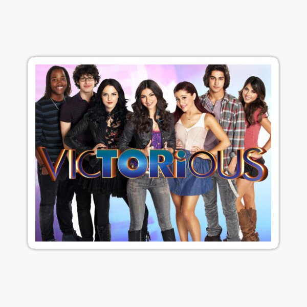 victorious Sticker