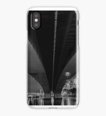 Black and White Bridge iPhone Case/Skin