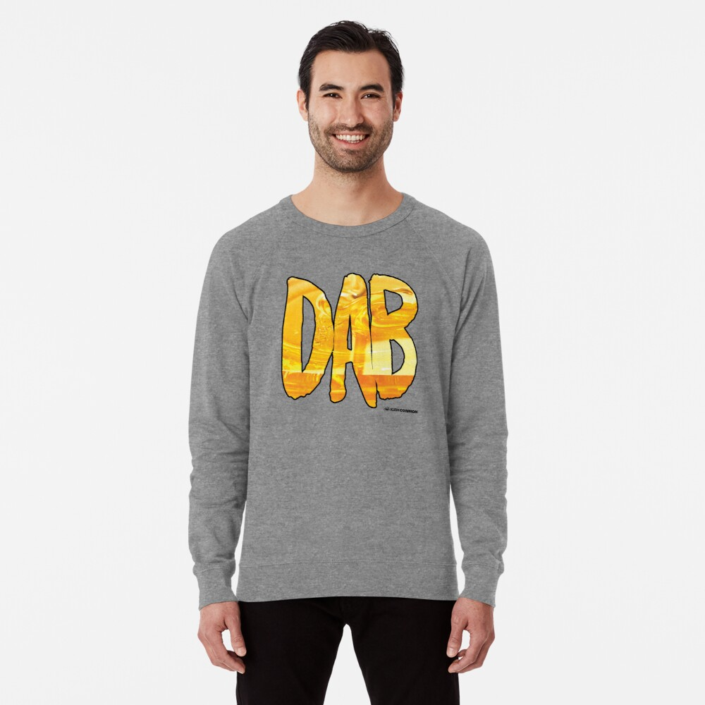 DAB Honey Lightweight Sweatshirt