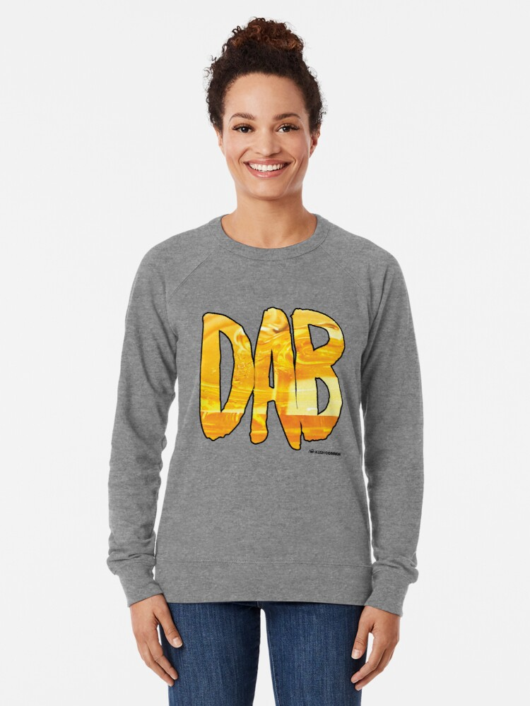 Alternate view of DAB Honey Lightweight Sweatshirt