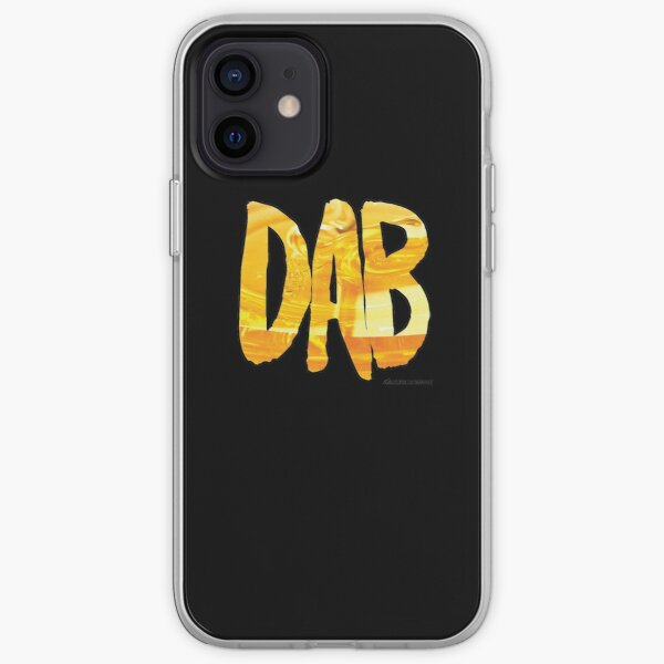 DAB Honey iPhone Soft Case