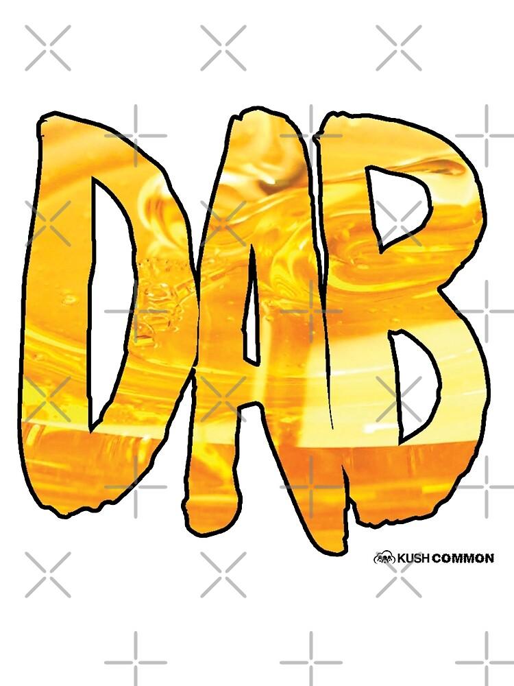 DAB Honey by KUSH COMMON