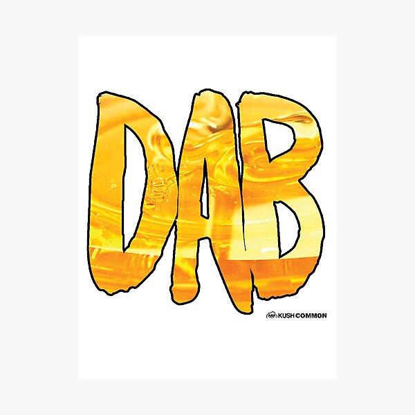 DAB Honey Photographic Print